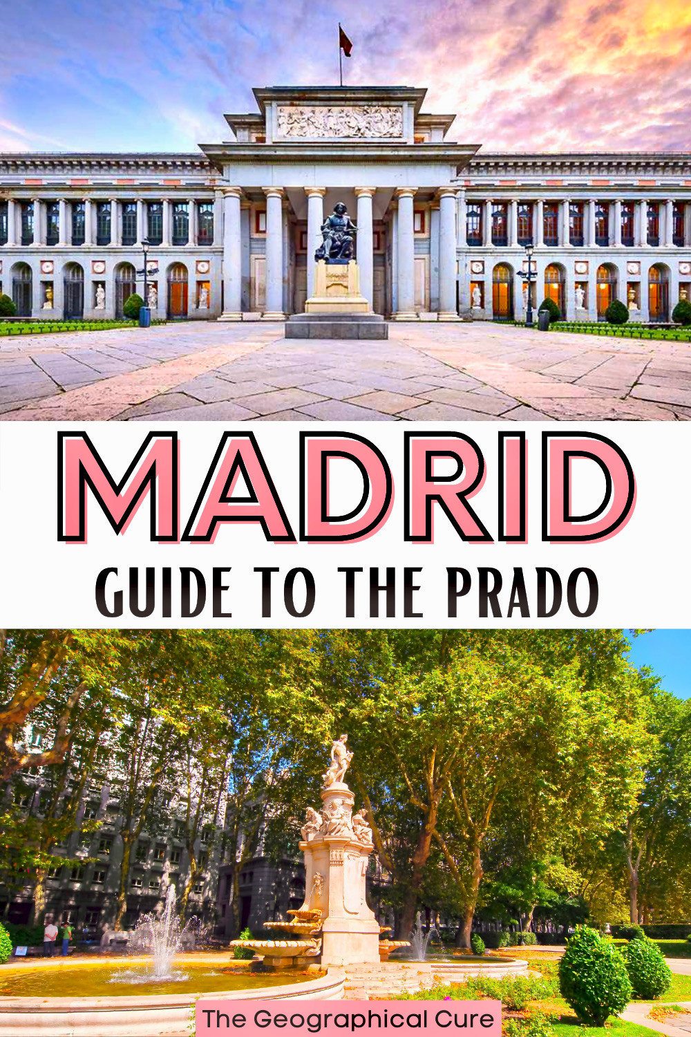 ultimate guide to the masterpieces of the Prado Museum in Madrid, with tips for visiting