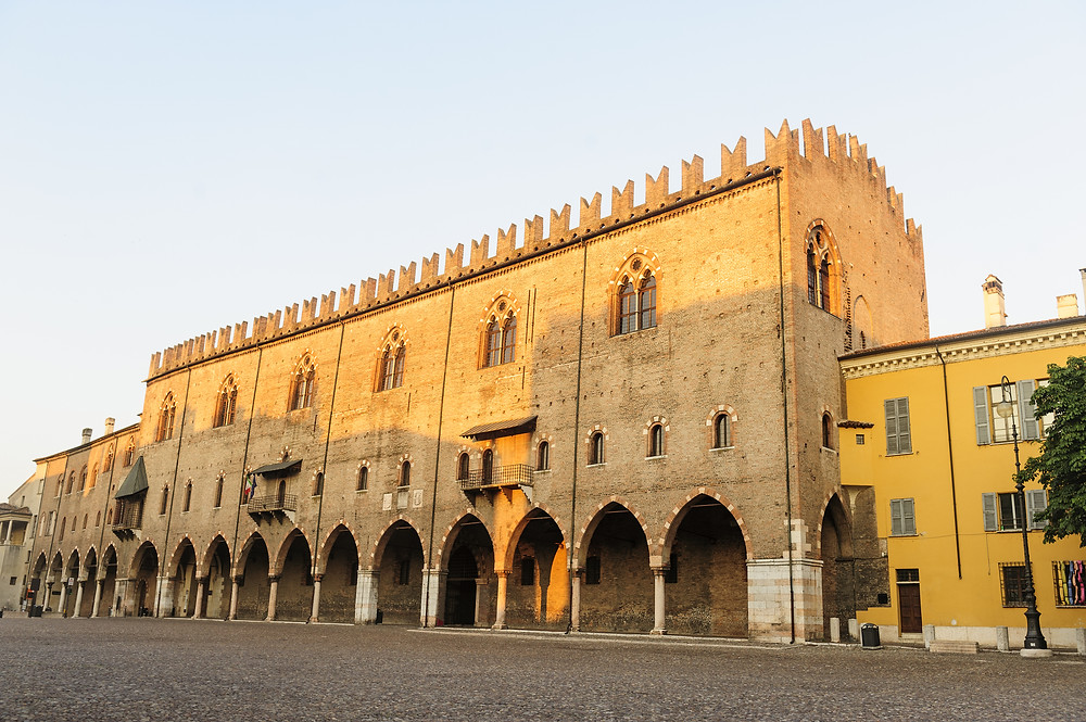 Ducal Palace in Mantua