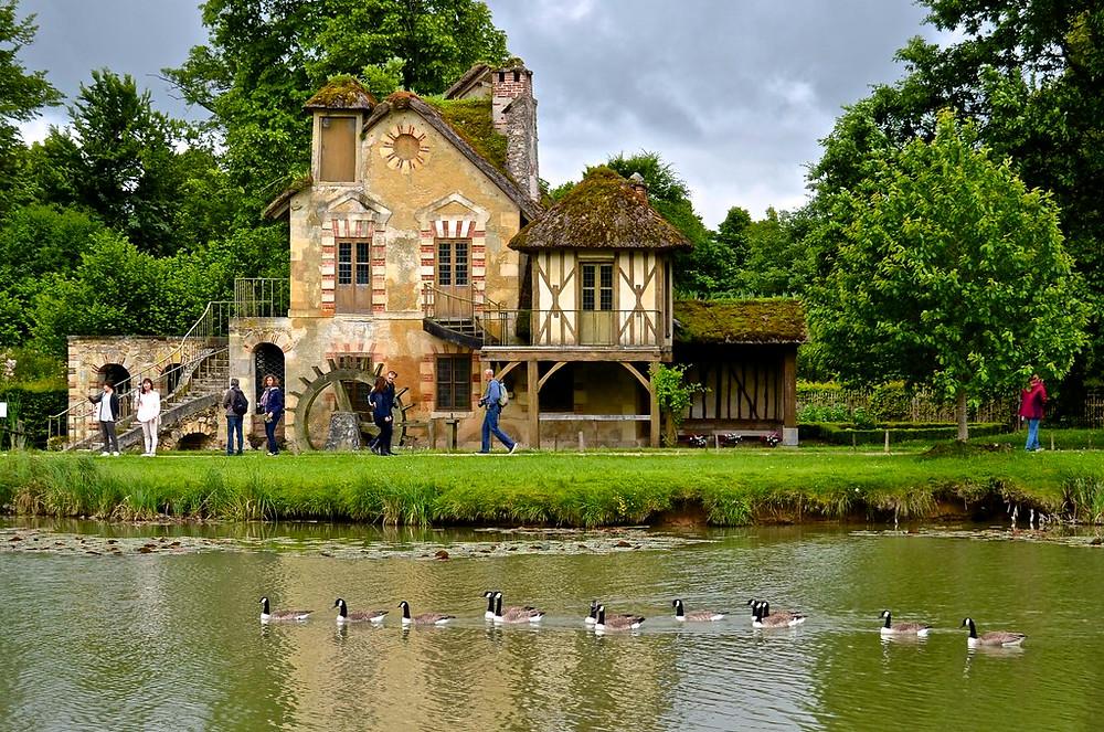 Hameau de la Reine at Versailles
