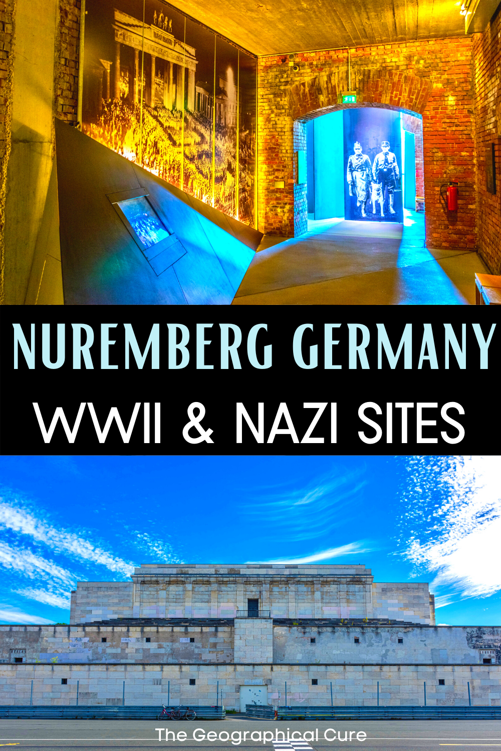 guide to Nazi and WWII attractions and sites in Nuremberg Germany