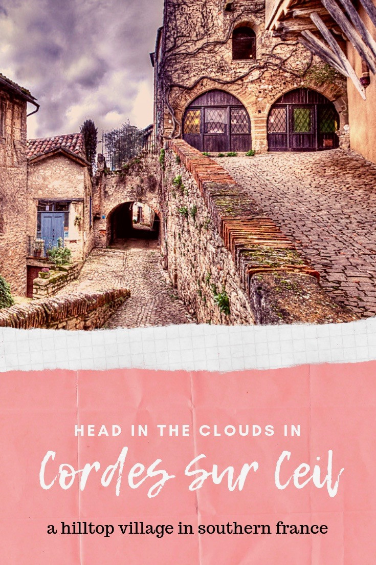The Spellbinding Village of Cordes Sur Ciel