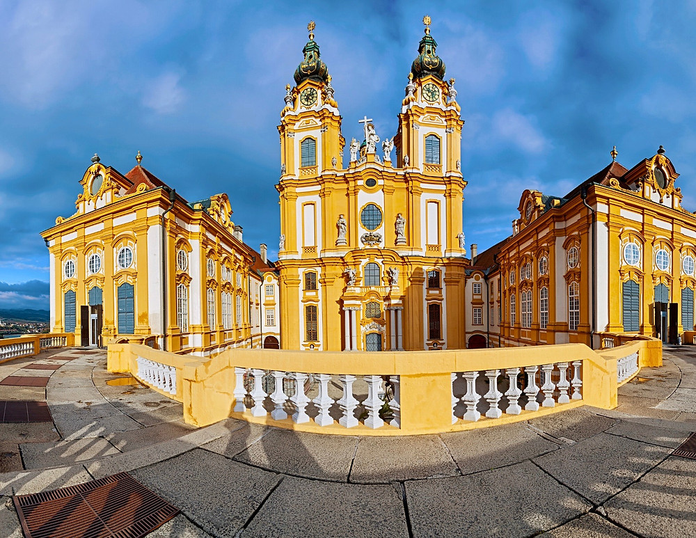 Melk Abbey, Austria's Baroque blockbuster and a must see site in the Wachau Valley