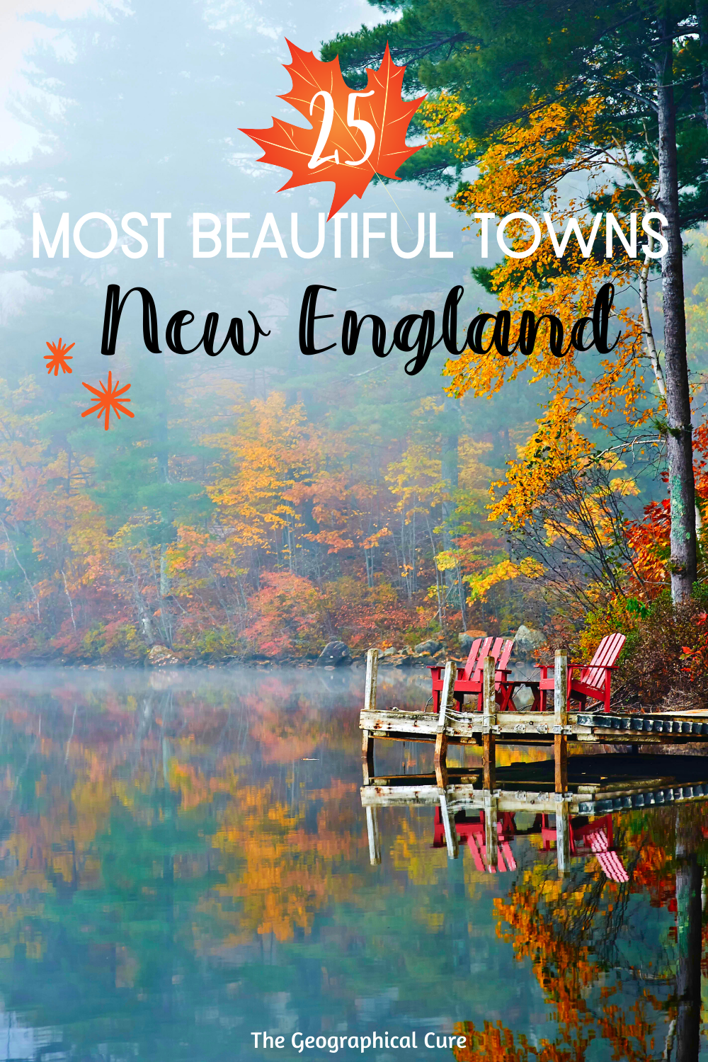 25 Most Beautiful Towns in New England