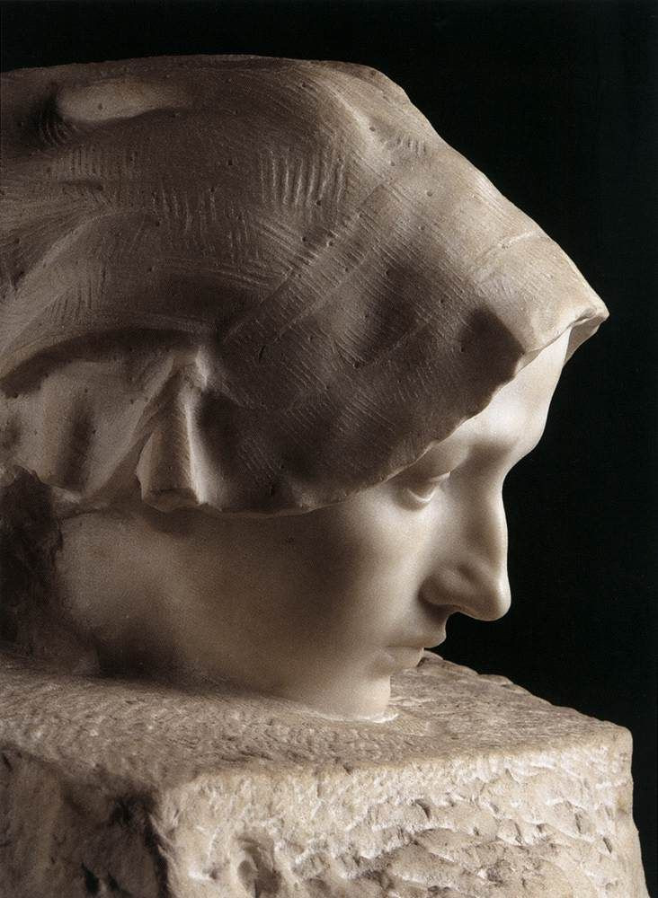 Auguste Rodin, Thought, 1895