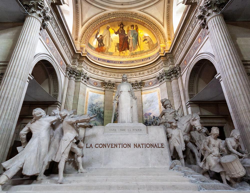 La Convention National.