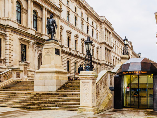 Be A Glow Worm: Guide To the Churchill War Rooms in London
