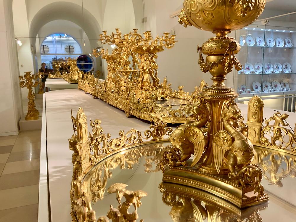 the Royal Treasury