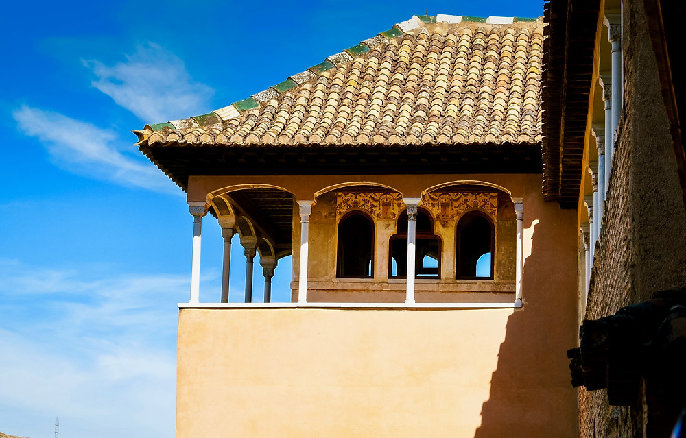 Peinador de la Reina in the Alhambra