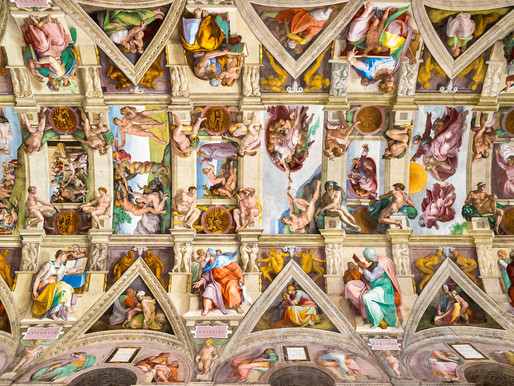 Guide To the Michelangelo Frescos in the Sistine Chapel