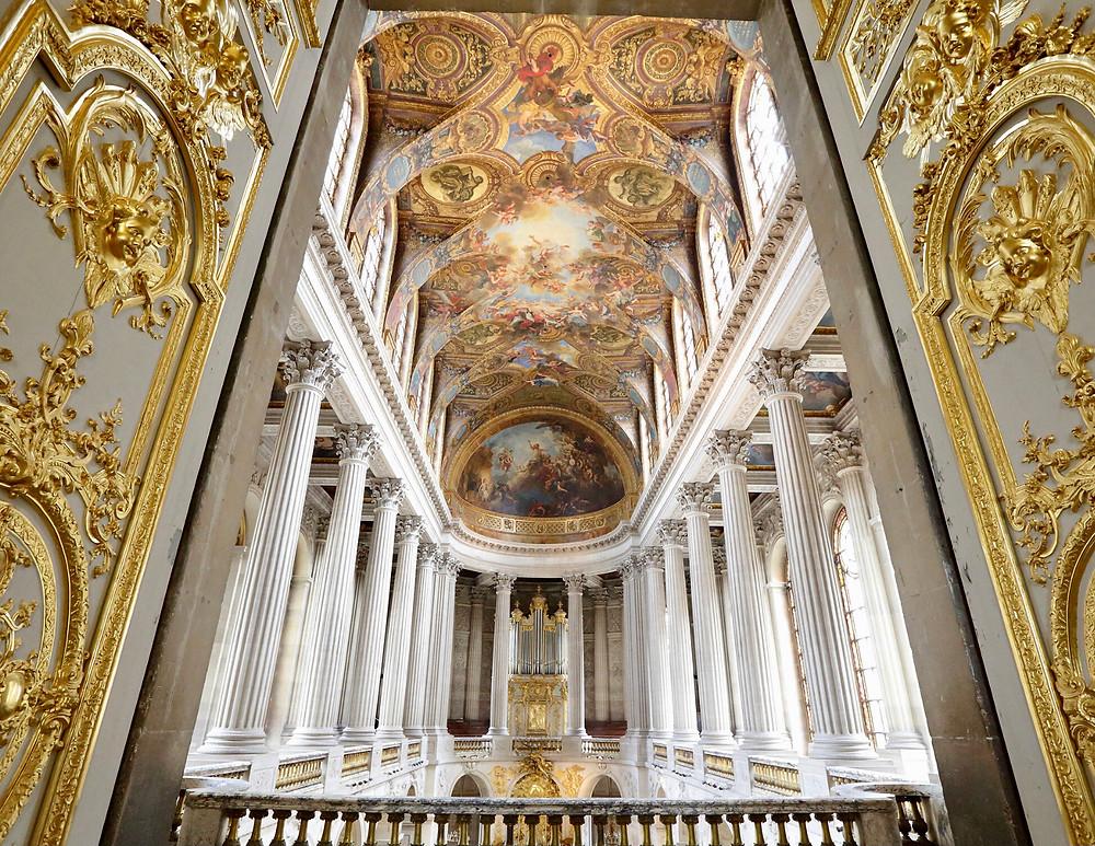Royal Chapel in Versailles