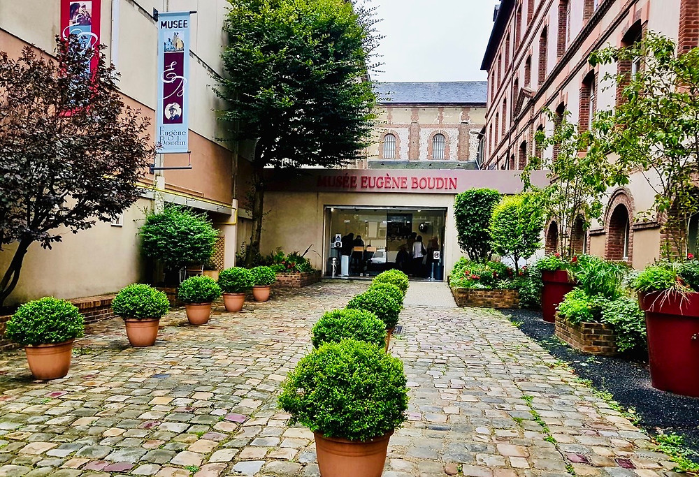 Eugene Boudin Museum in Honfleur