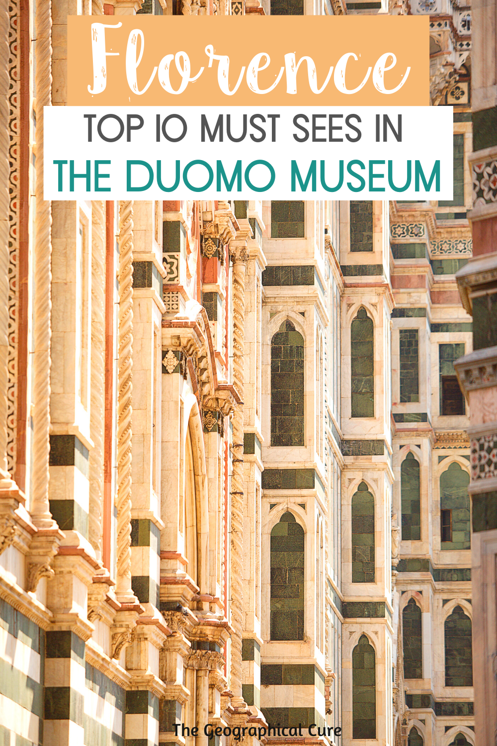 Top 10 Masterpieces of the Duomo Museum in Florence Italy