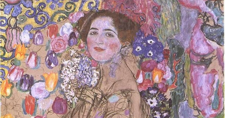 Klimt, Portrait of Ria Munk III, 1917