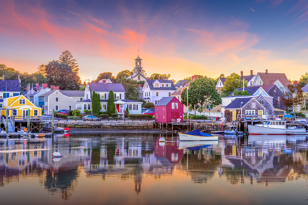 beautiful Portsmouth NH