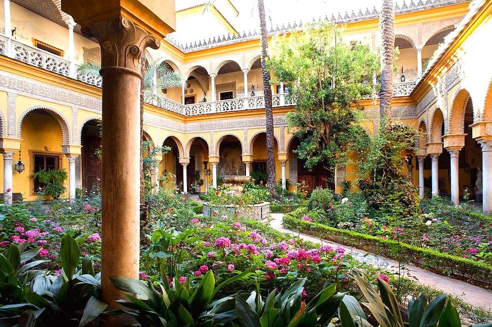 Las Duenas Palace