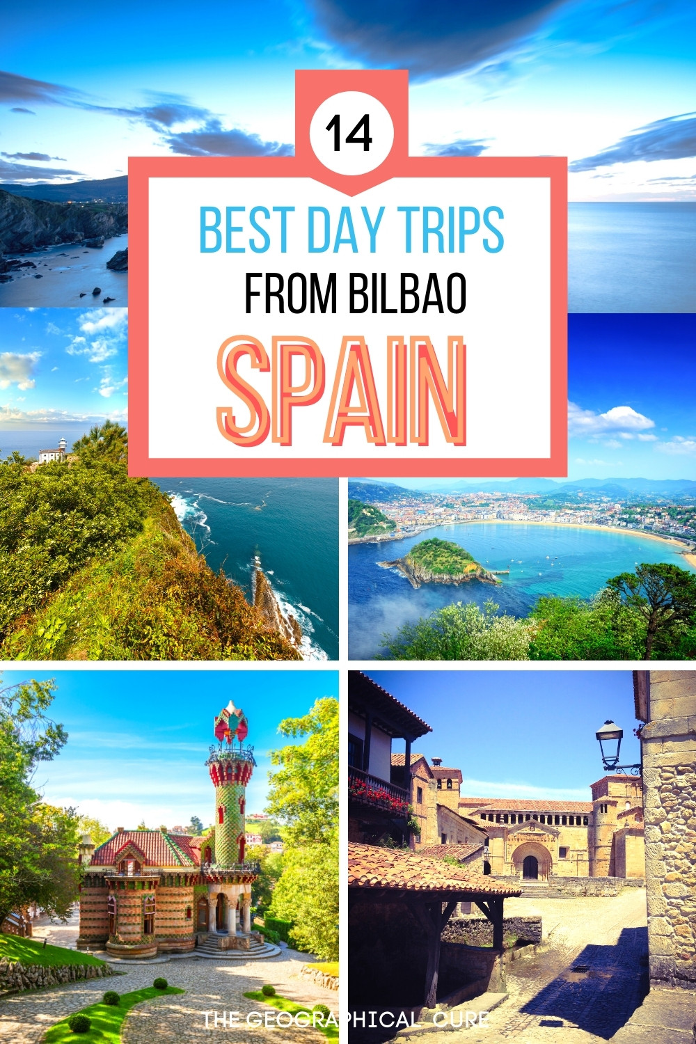 Best Day and Weekend Trips from Bilbao Spain