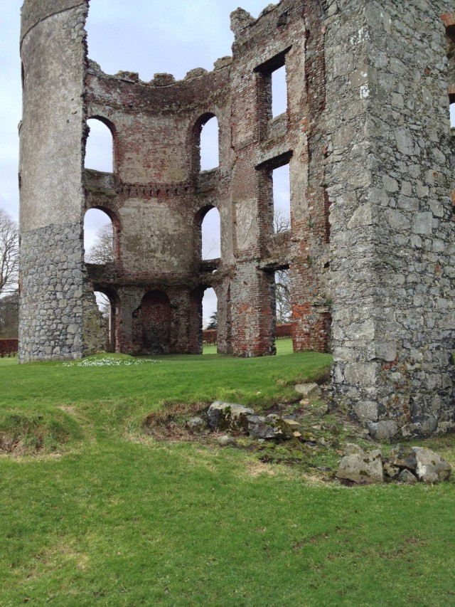 Shane's Castle in Northern Ireland