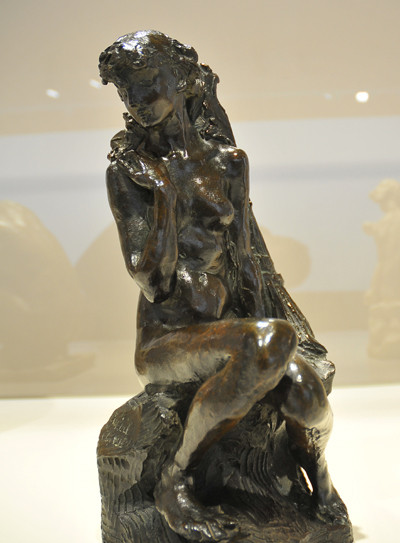 Camille Claudel, Young Girl With a Sheaf