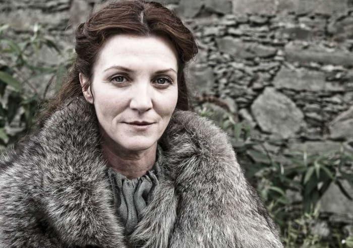 Catelyn Stark, Gosford Castle's most famous resident