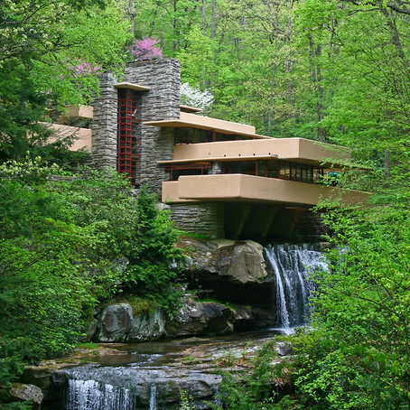 Guide To Fallingwater, Frank Lloyd Wright's Masterpiece