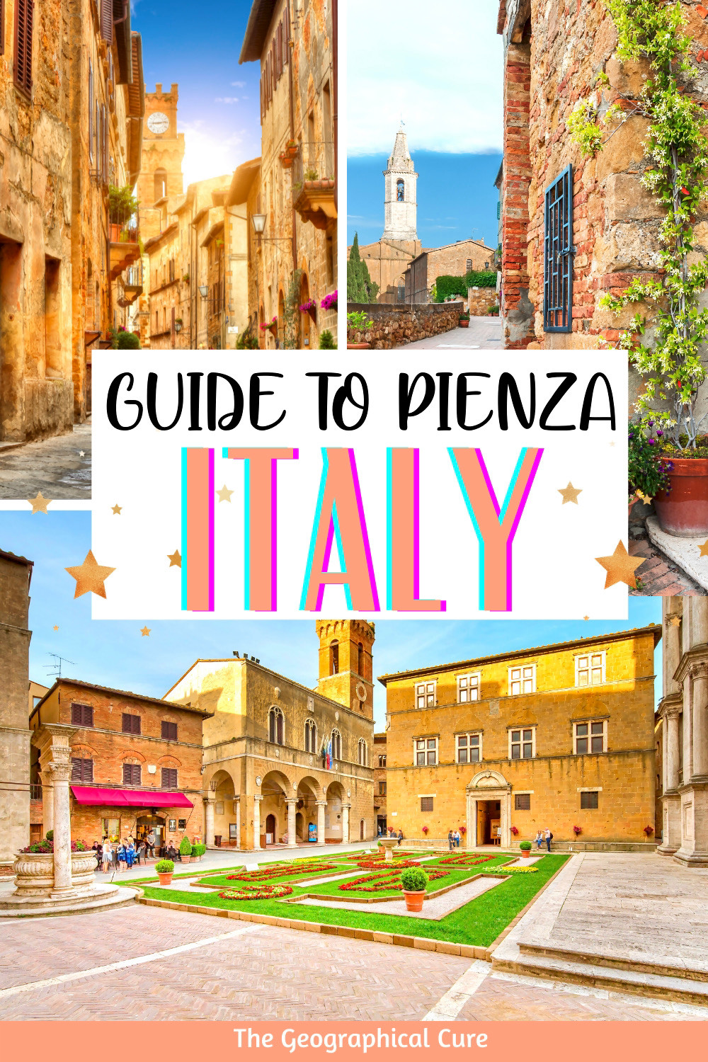 guide to the must see attractions in Pienza Italy