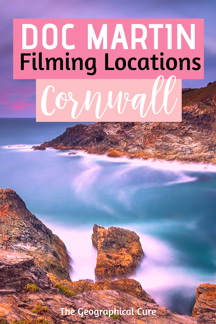 Doc Martin filming locations in Cornwall England