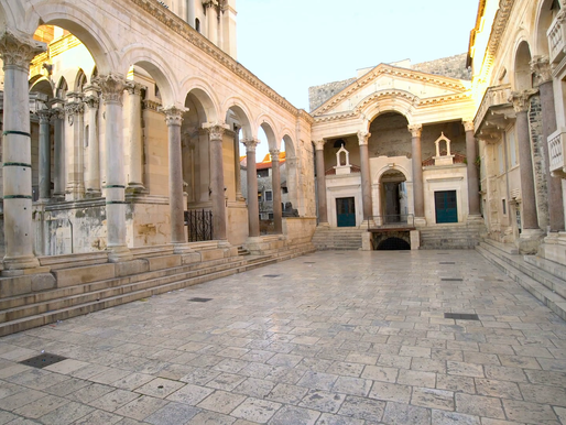"Diocletian's Palace: a ""Living Museum"" in Split Croatia"