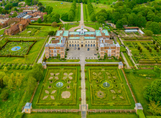 Hatfield House: Home of the Cecils, Elizabeth I, and the Film The Favourite