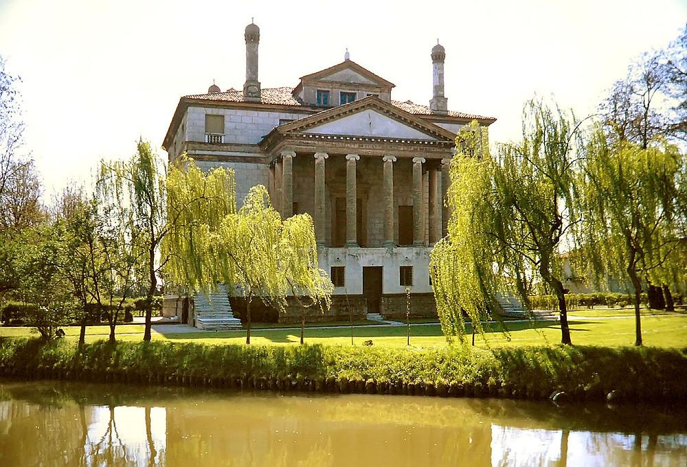 Villa La Malcontenta, designed by Andrea Palladio