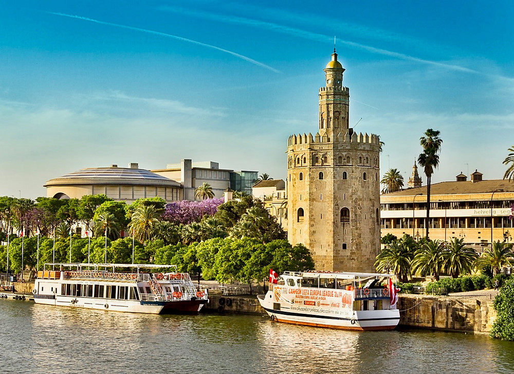 Torre del Oro, the Golden Tower