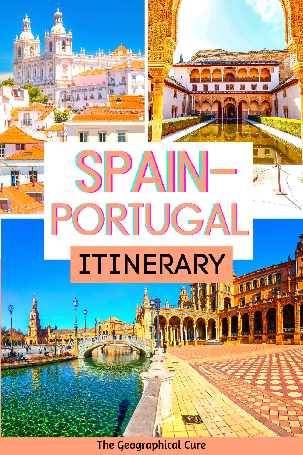 prefect 10 days in Portugal and Spain itinerary and road trip