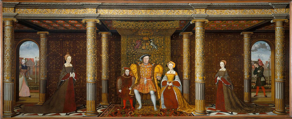 the Family of Henry VIII, British School, 16th century