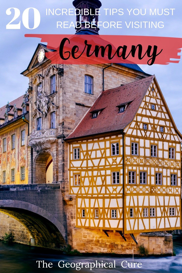 20 Important Must Know Tips for Traveling in Germany