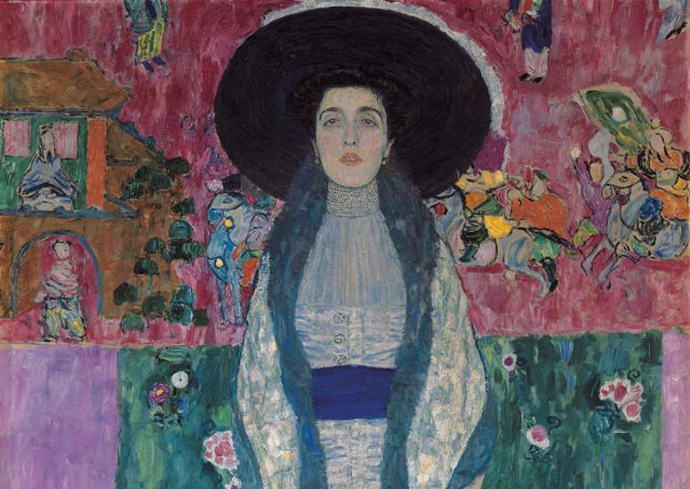 Klimt, Adele Bloch-Bauer II, 1912