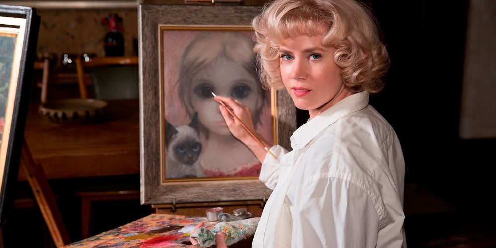 Amy Adams stars as Margaret Keane in Big Eyes