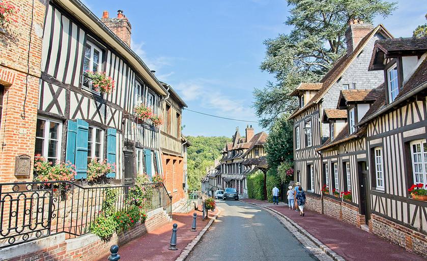 Lyons-la-Foret France