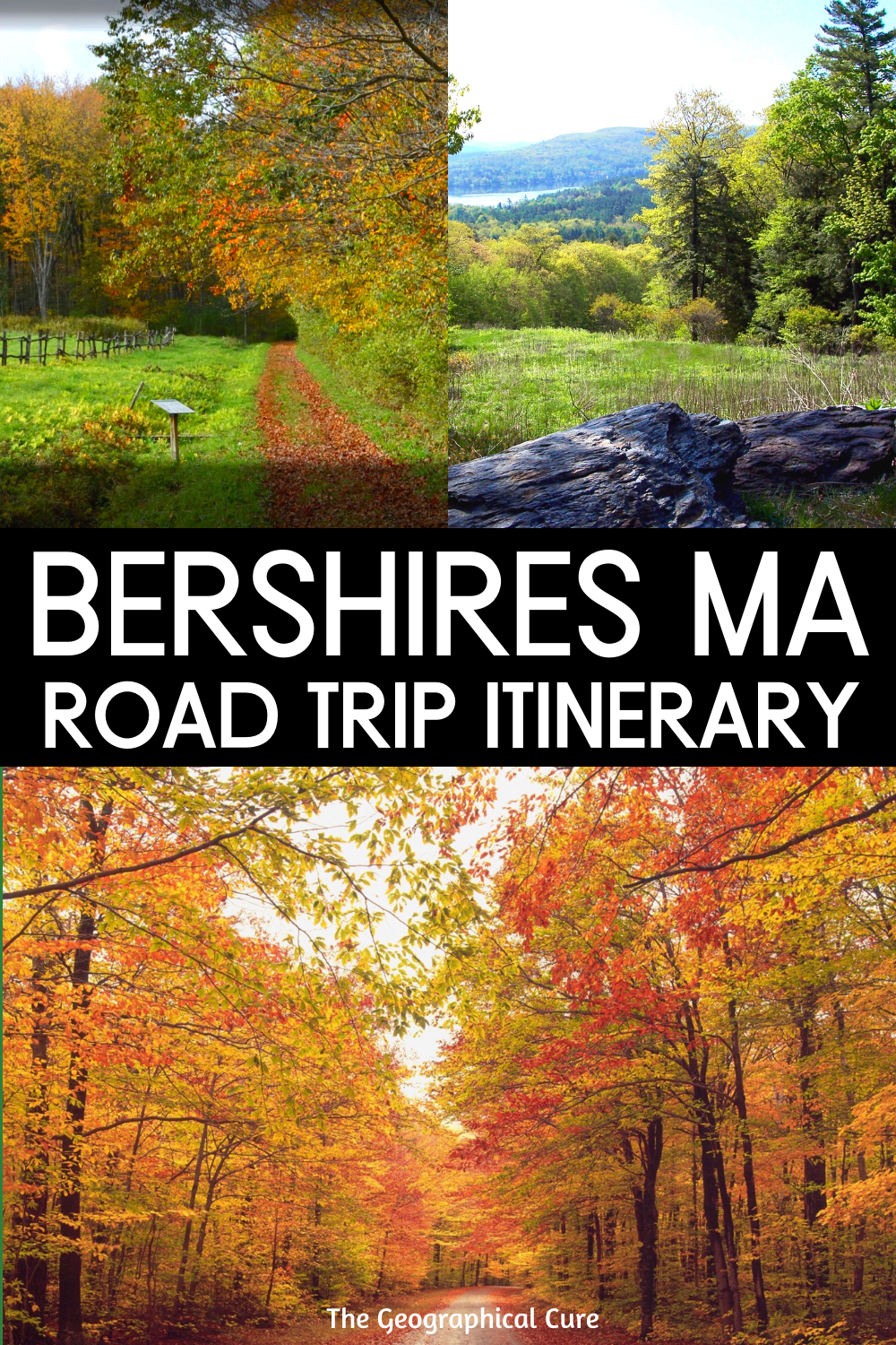 Amazing Places To Go in the Berkshires MA