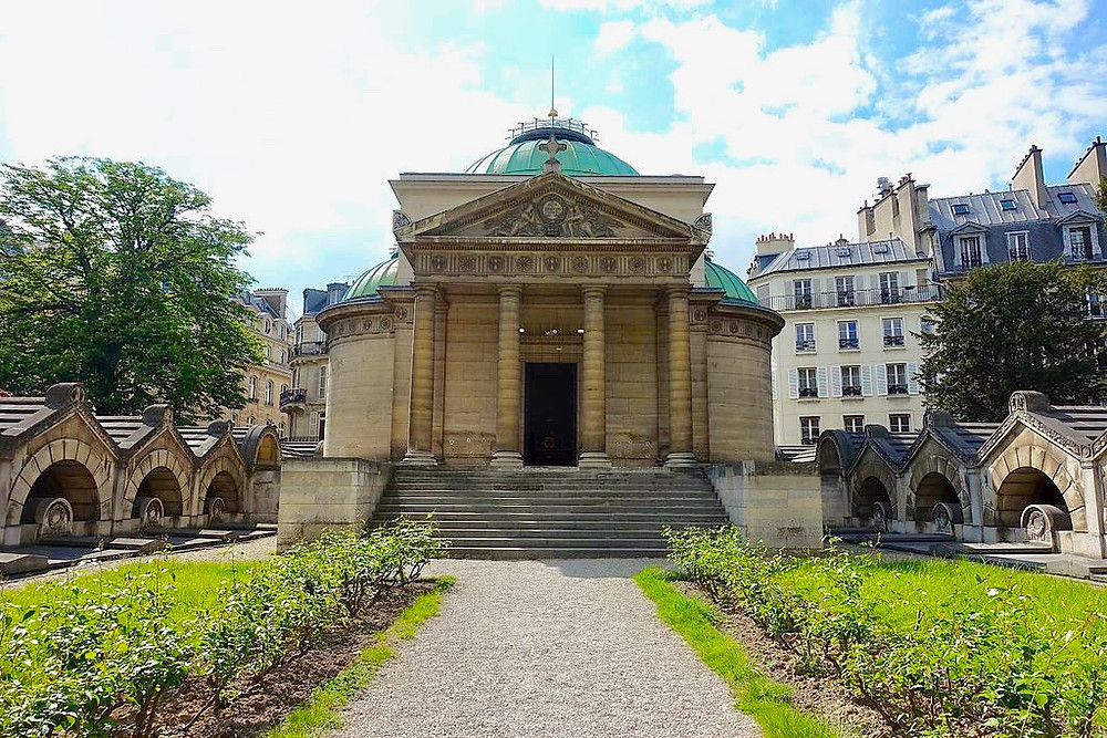La Chapelle Expiatoire in Paris