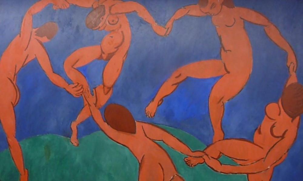 The Dance, 1909-10, Henri Matisse