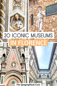 Iconic Museums in Florence Italy