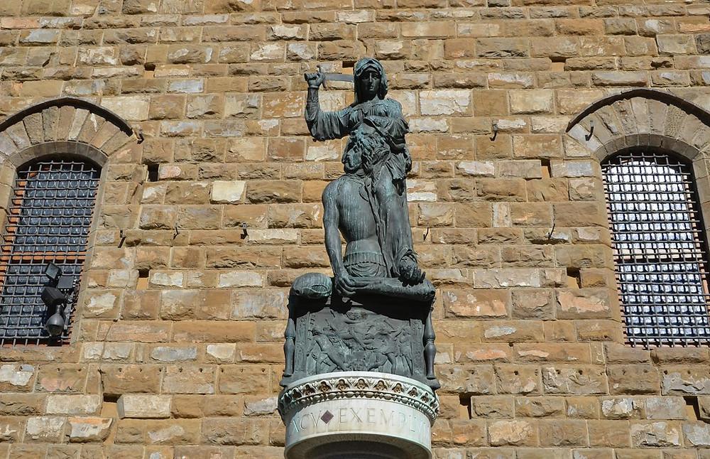 Donatello, Judith and Holofernes, 1454