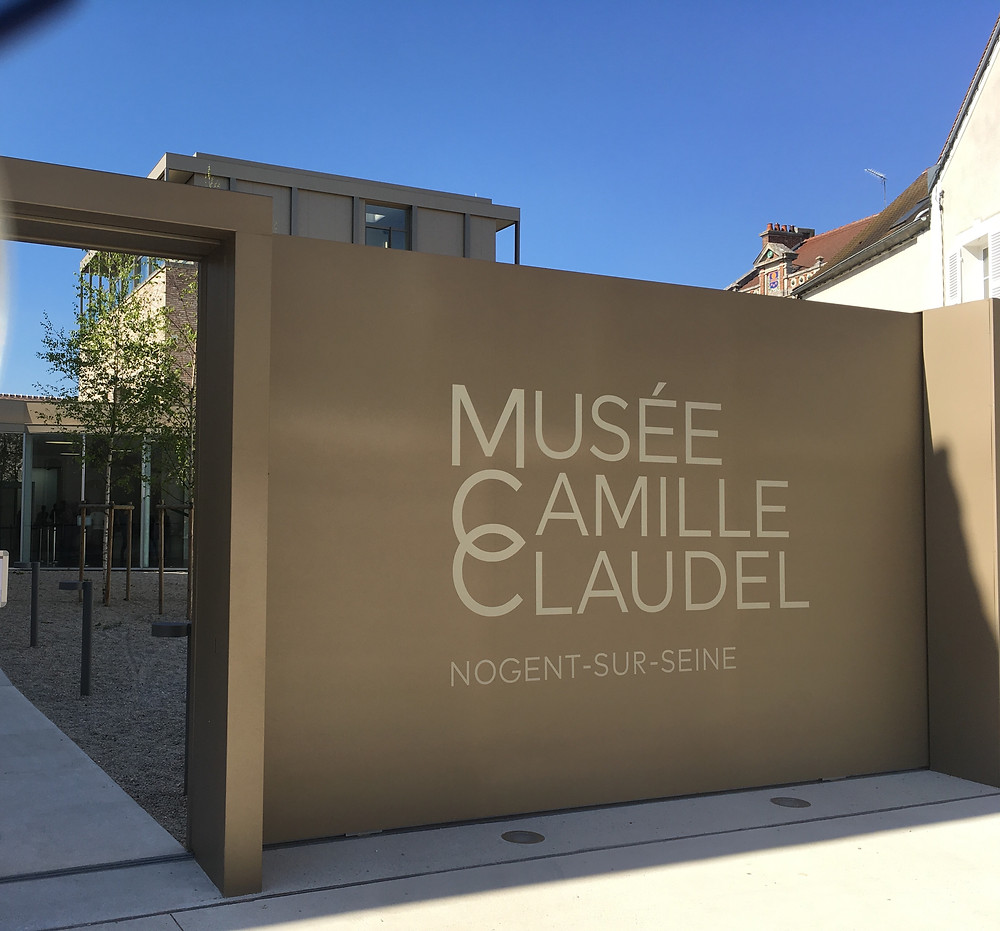 Camille Claudel Museum in Nogent-sur-Seine outside Paris