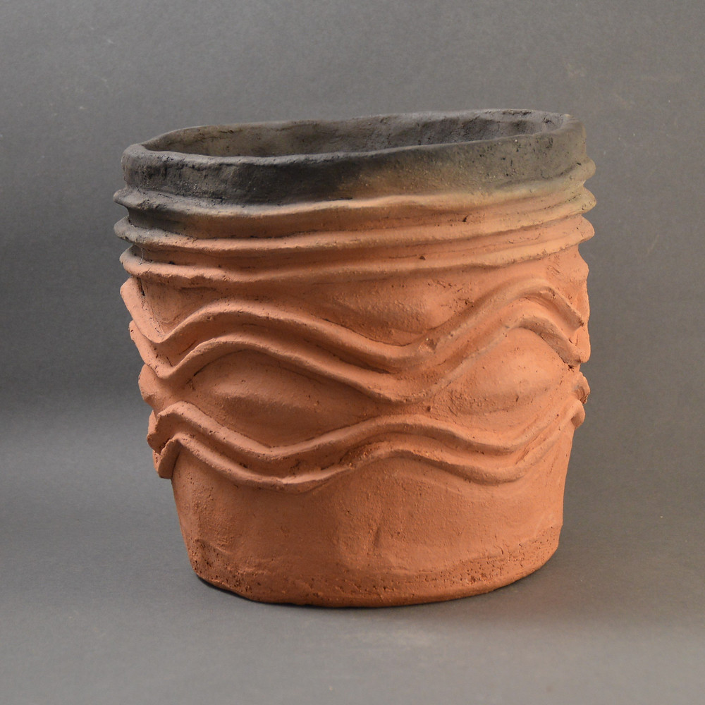 neolithic grooved wear pottery from Skara Brae