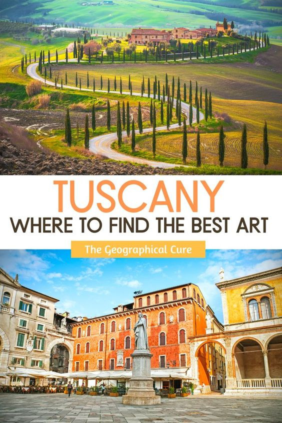Art Lover's Guide to Tuscany