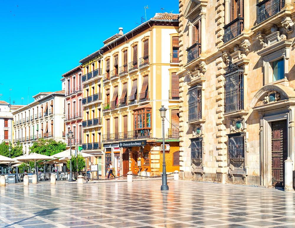 Plan Nueva in Granada