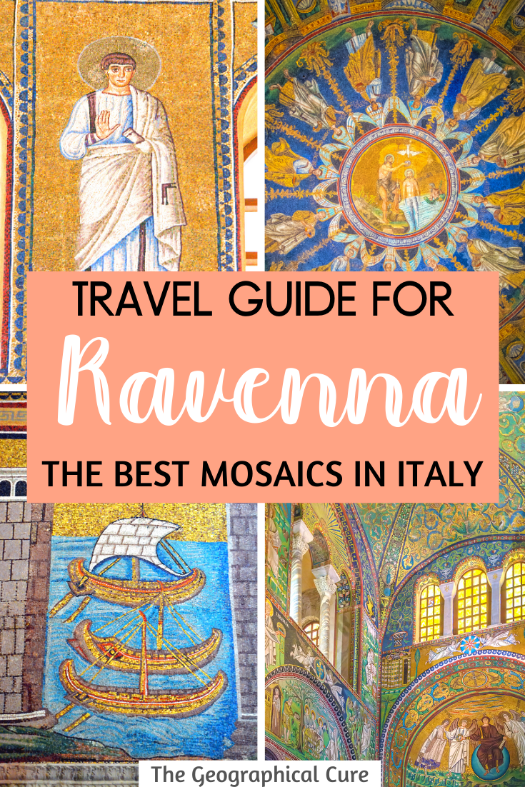 Ravenna Italy: Where To Find the Best Byzantine Mosaics