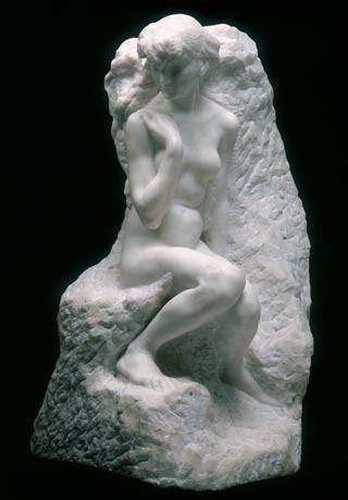Auguste Rodin, Galatea, 1889
