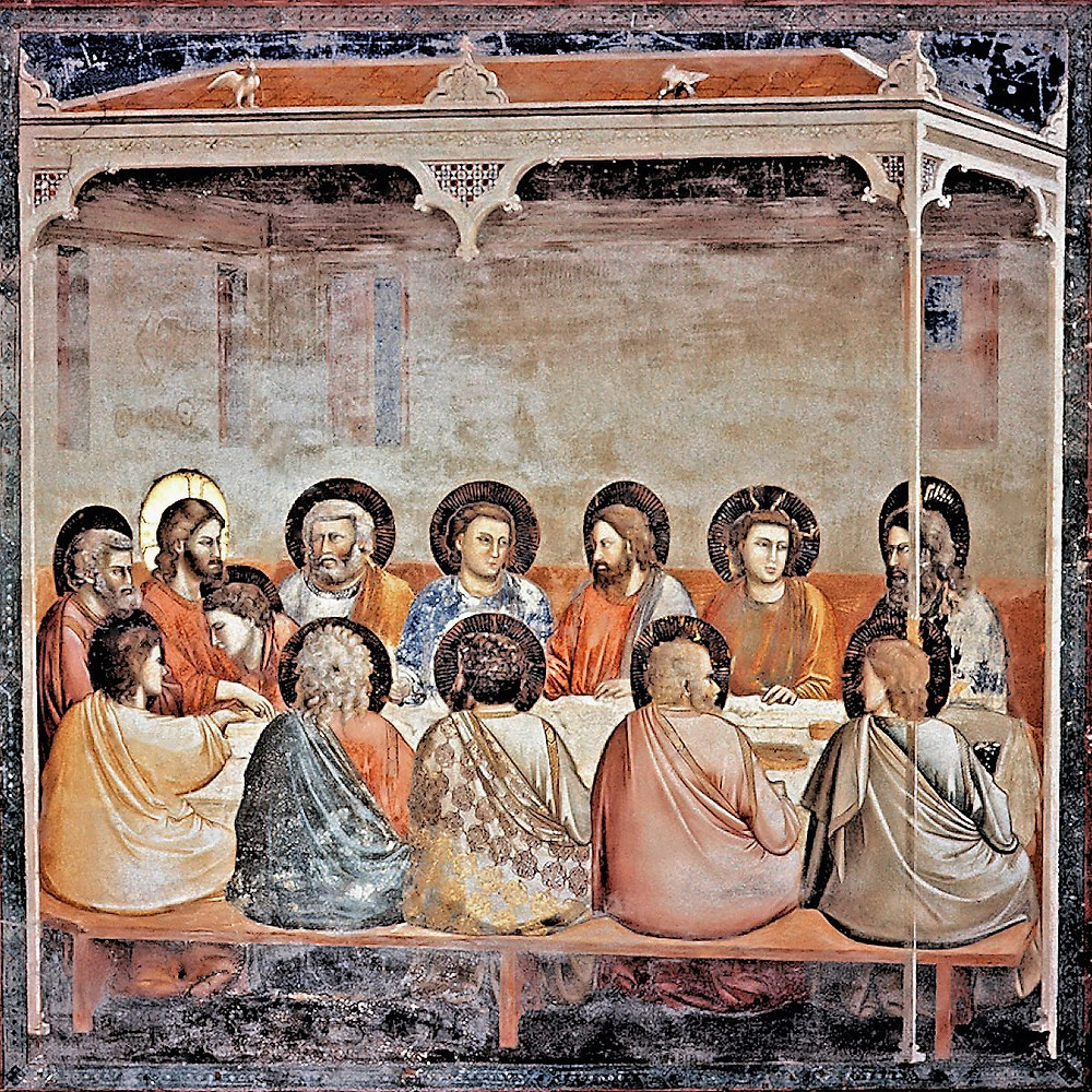 Giotto, The Last Supper, circa 1305
