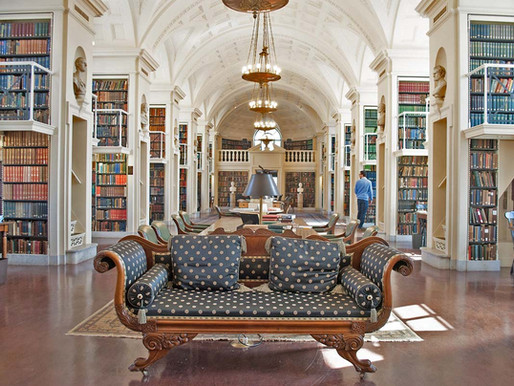 Guide to the Boston Athenaeum, a Boston Hidden Gem