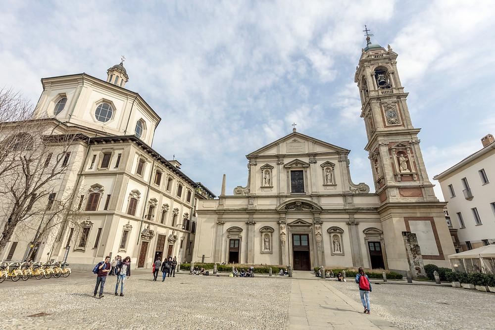 Basilica di Santo Stefano Maggiore, a hidden gem in Milan
